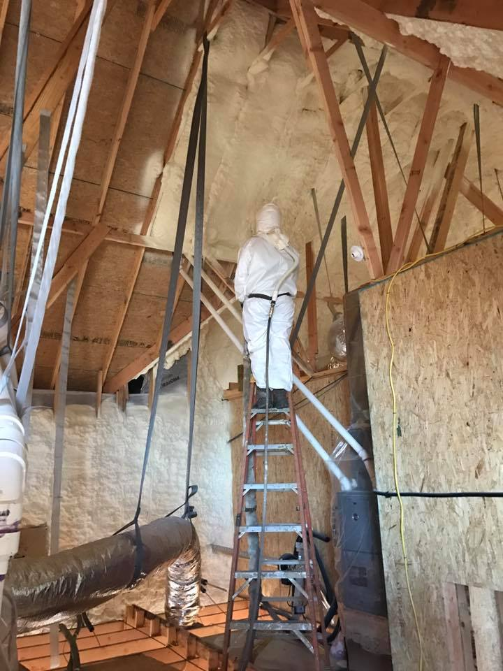 Installation Spray Foam Insulation Charleston, SC
