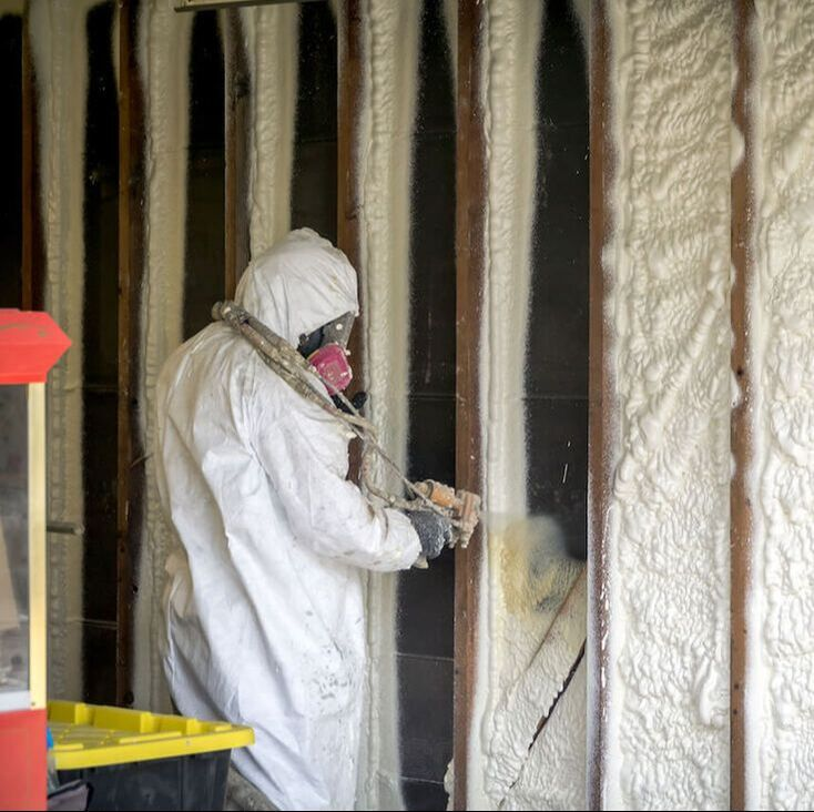 Installing Spray Foam Insulation Charleston, SC